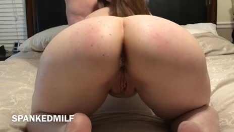 wife ass spanked