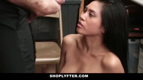 Asian Shoplyfter