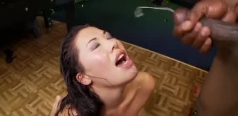London Keyes gangbang