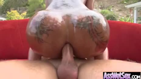 Slow Motion Anal gif