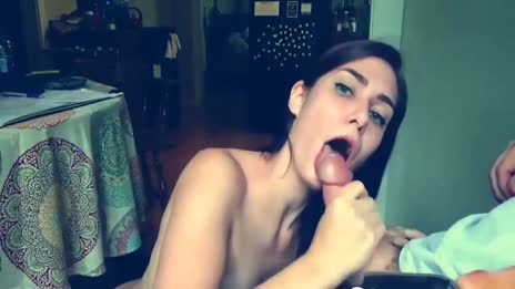Stepfather asked to make a blowjob and swallow cum - XVIDEOS.COM