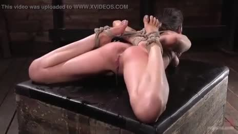 pissing in bondage1