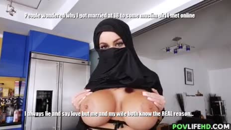 I married a muslim milf at 18