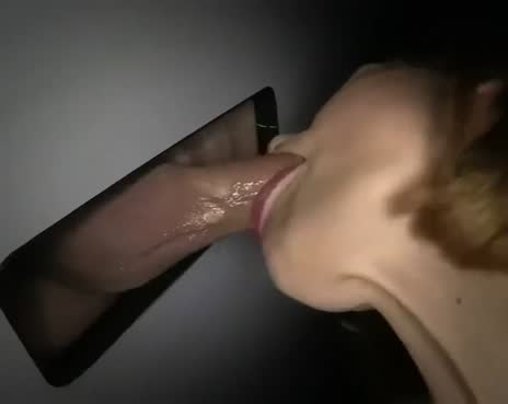 Glory Hole Face Fuck