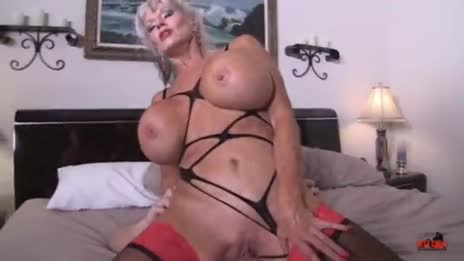Sally D'Angello riding cock