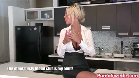 Puma Swede Milf Office Secretary Stepmom