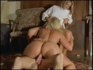 vintage ass 3some