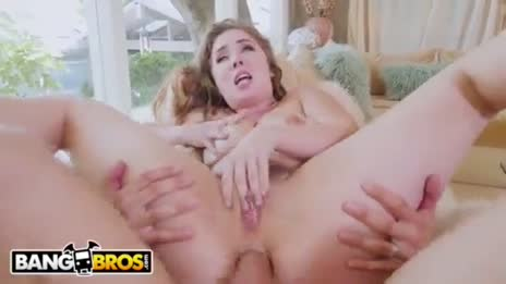 Busty MILF Lena Paul's Huge Natural Tits Jiggle As Phat PAWG Booty Is Pounded Hard By A Huge Cock