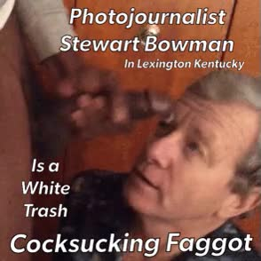 Faggot Stewart Bowman in Lexington Kentucky