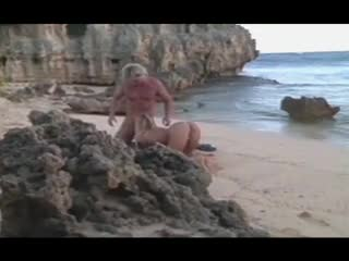 beach blowjob vintage