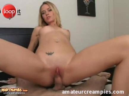 Tattooed blonde having her pussy feasted hardcore