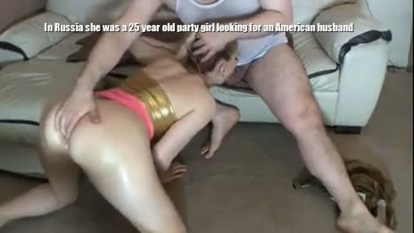 New Russian Wife/Cumdump