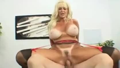 Thick Blonde Cougar Brittany O'Neil