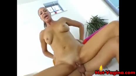 Vanessa Videl riding cock with gusto