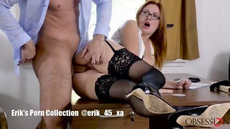 Office sex Eva Berger