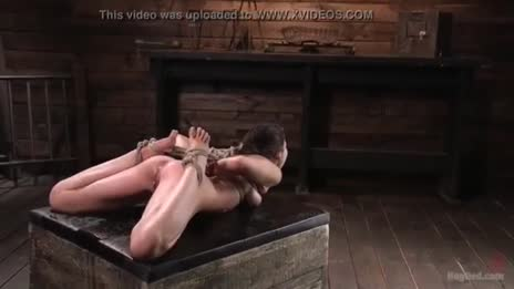 pissing in bondage
