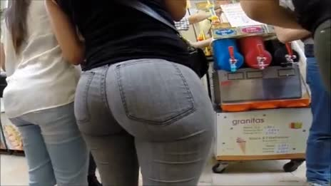 The best ass in jeans. Great booty