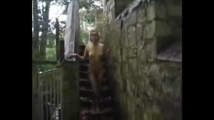 Naked in the rain 5
