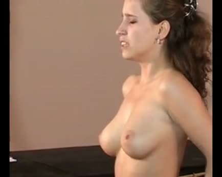 hard whipping tits