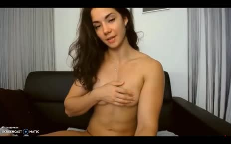 NakedGirl Muscular Top off2