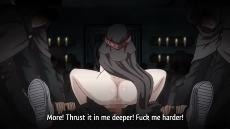 thick hentai ass rides dick